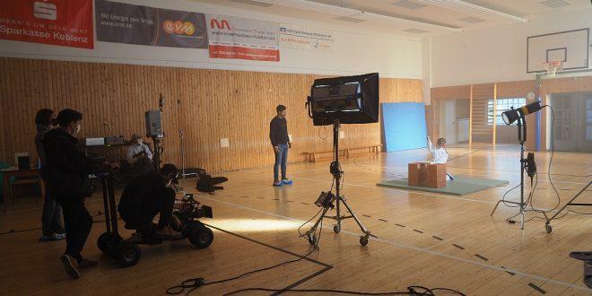 TVR Halle diente als Kulisse für Werbespot