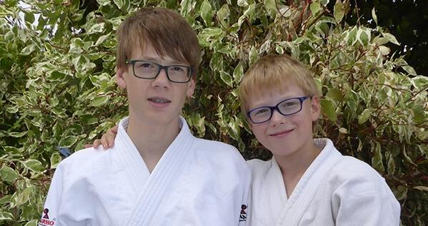 Erfolgreiches Judo-Wochenende