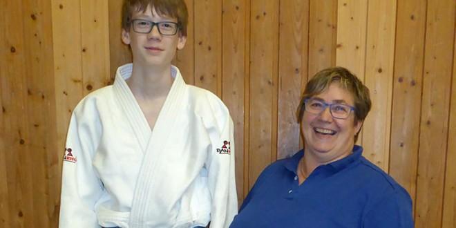 Tim Sticha – Qualifikation für die Südwestdeutsche Einzelmeisterschaft im Judo