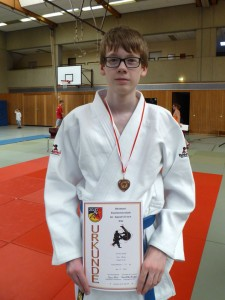 Tim Sticha: 3. Platz bei der Rheinland EM