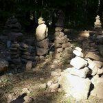 Unsere Wandergruppe in 1000 Jahren
