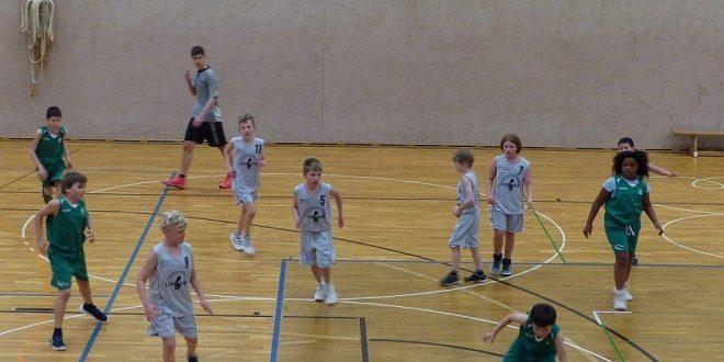 Saisonende für die U10 Basketballer