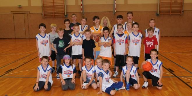 Basketball Academy in Bonn am 11.06.2016