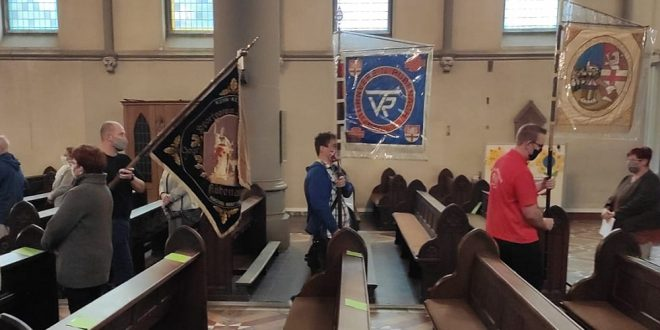 TVR war beim Kirchweihgottesdienst mit anwesend