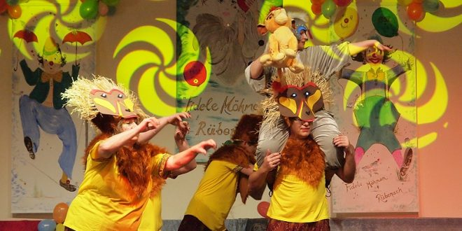TVR Tanzgruppe beeindruckten mit tollem Auftritt