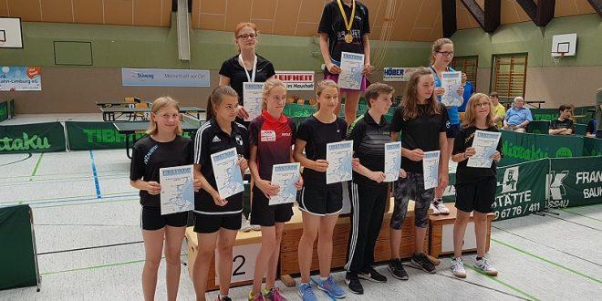 TT- Saison endet für Lena Müller mit einem hervorragenden sechsten Platz