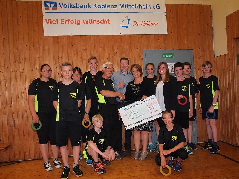 Melanie Schneider Volksbank Mittelrhein